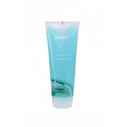 סבון פילינג לעור פנים - כחול