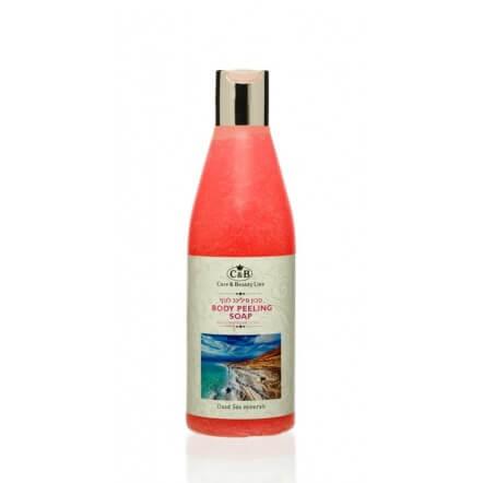 סבון פילינג לגוף בניחוח תות