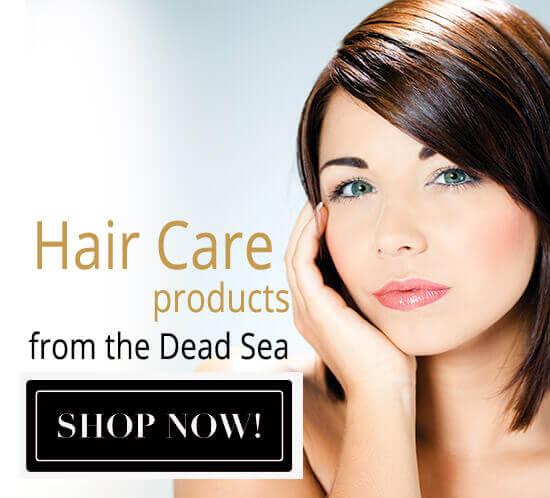 קוסמטיקה על בסיס מינרלים טבעיים לשיער